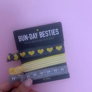(DRYBAR) Bun Day besties hair tie pack